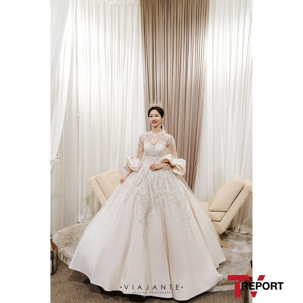 gummi suknia ślubna